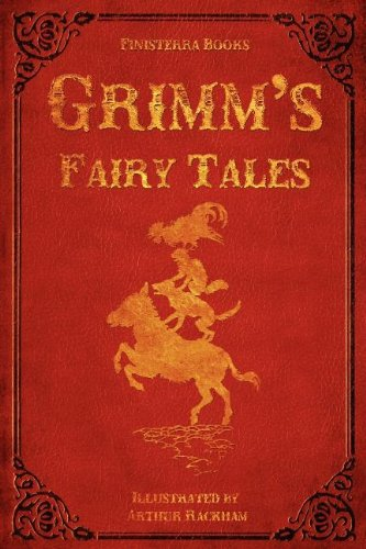 9781938709906: Grimm's Fairy Tales (with Illustrations by Arthur Rackham)
