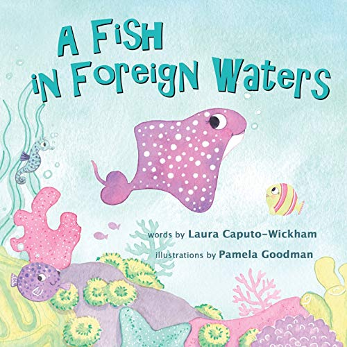 9781938712197: A Fish in Foreign Waters: a Book for Bilingual Children