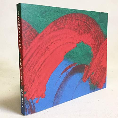 Howard Hodgkin - Indian Waves: Shanay; Howard Hodgkin Jhaveri