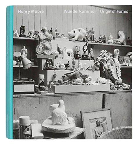 Henry Moore - Wunderkammer. Origin of Forms: Moore Henry