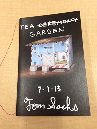 9781938748974: Tea (Ceremony) Garden
