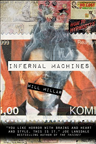 9781938750823: Infernal Machines (a Vintage Horror Novel)