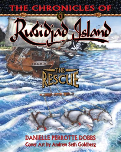 9781938779008: The Chronicles of Rubidjad Island - The Rescue