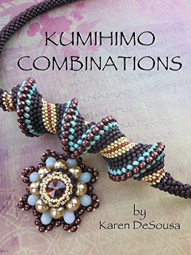 Kumihimo Combinations: Karen DeSousa