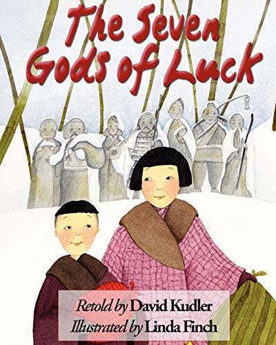 9781938808005: The Seven Gods of Luck: A Japanese Tale