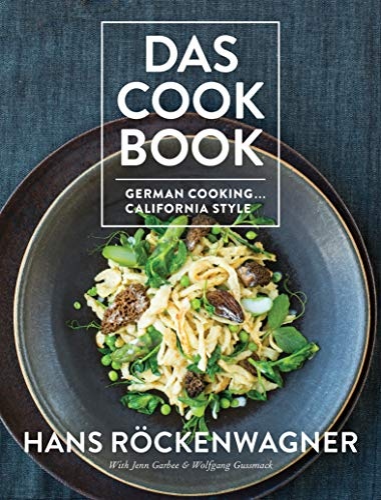 Das Cookbook: Rockenwagner; Garbee