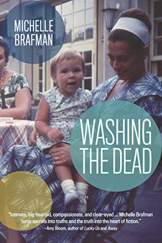 "Washing the Dead 9781938849510 Intimate, big-hearted, compassionate and clear-eyed, Brafman's novel turns secrets into truths and the truth into the heart of fiction."" AMY BLOOM, author of Lucky Us and Away From roots in one religious tradition, comes a tale of emotional redemption for all of us. Michelle Brafman's astonishing compassion for all human frailty infuses this story about the need for truth and the promise of forgiveness."" HELEN SIMONSON, author of Major Pettigrew's Last Stand Heartfelt and genuine, Washing the Dead never betrays the complicated truths of family and tradition."" DAVID BEZMOZGIS, author of Natasha and Other Stories and The Betrayers Like a Jewish Anne Lamott, Brafman reels you in with warmth, depth and heart."" SUSAN COLL, author of The Stager and Acceptance Three generations of women confront family secrets in this exquisitely wrought debut novel that examines the experience of religious community, the perilous emotional path to adulthood, and the power of sacred rituals to repair damaged bonds between mothers and daughters. Michelle Brafman's award-winning short stories and essays have appeared in the Washington Post, Slate, Tablet, Lilith Magazine, Bethesda Magazine and elsewhere. She teaches fiction writing at the Johns Hopkins University MA in Writing Program and lives in Glen Echo, Maryland with her husband and two children."