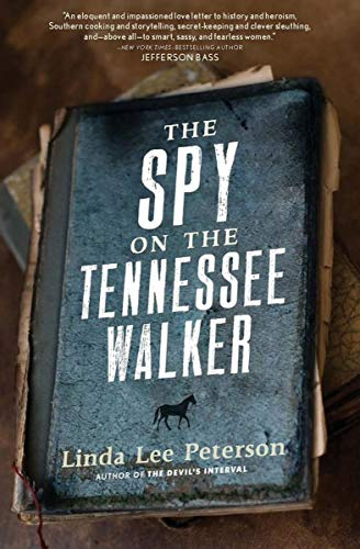 9781938849619: The Spy on the Tennessee Walker (A Maggie Fiori Mystery)