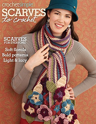 9781938867026: Scarves to Crochet