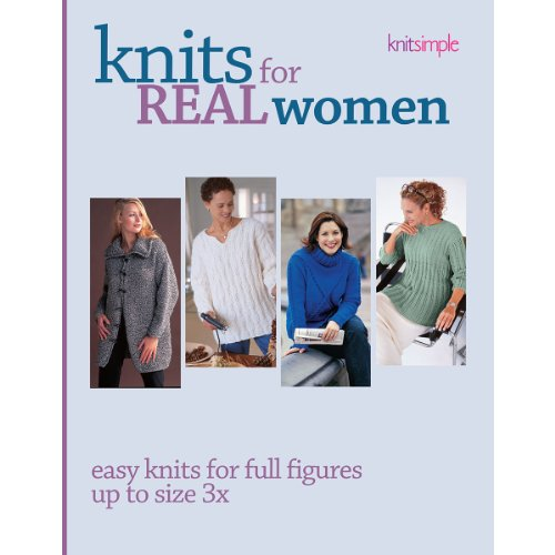 9781938867095: Knits for Real Women Book