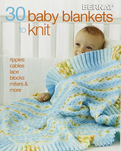 9781938867804: 30 Baby Blankets to Knit