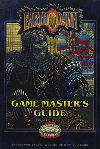 9781938869020: Earthdawn: Game Master's Guide (FAS12002, Savage Worlds)