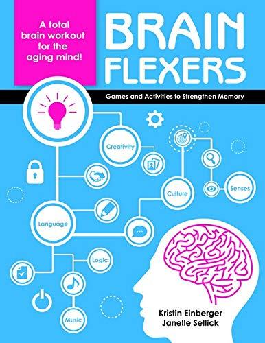9781938870378: Brain Flexers: Games and Activities to Strengthen Memory