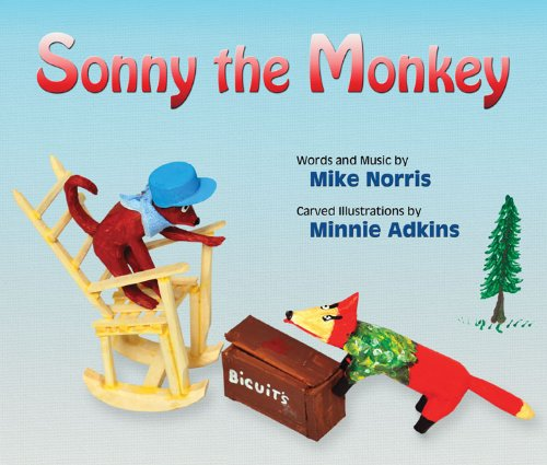 9781938905070: Sonny the Monkey