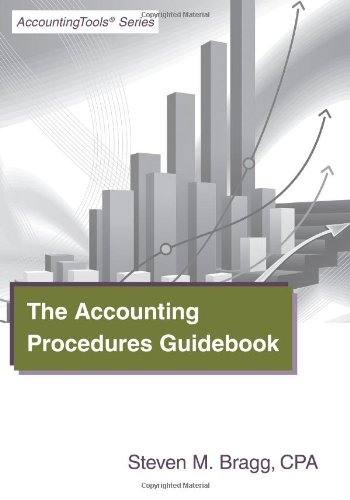 9781938910012: The Accounting Procedures Guidebook