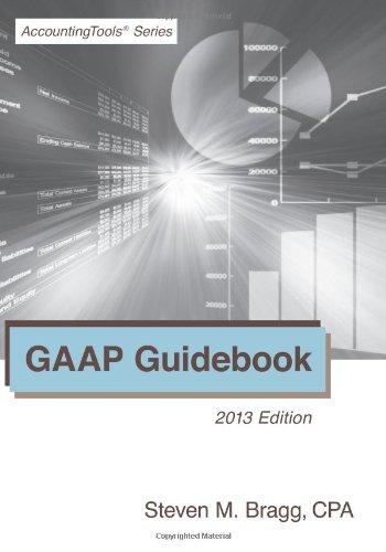 9781938910067: GAAP Guidebook