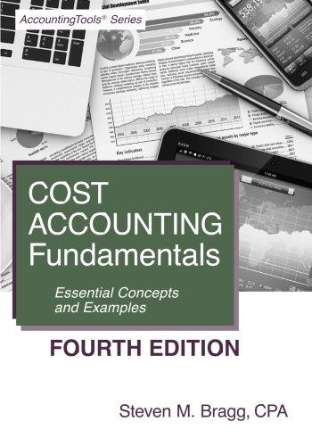 9781938910319: Cost Accounting Fundamentals: Fourth Edition