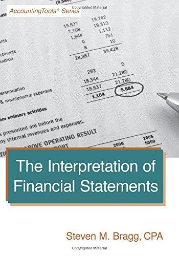 9781938910531: The Interpretation of Financial Statements