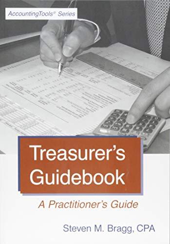 9781938910623: Treasurer's Guidebook: A Practitioner's Guide