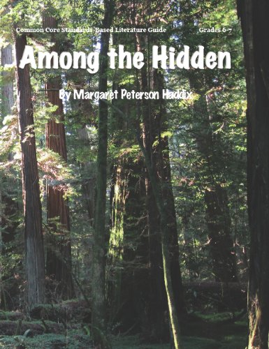9781938913372: Among the Hidden Teacher Guide - Complete Lesson Unit for the Novel Among the Hidden by Margaret Peterson Haddix