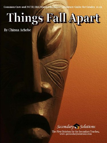 a literary analysis of things fall apart by chinua The best study guide to things fall apart on the planet analysis, and quotes a concise biography of chinua achebe plus historical and literary context for.
