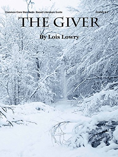 9781938913990: The Giver Teacher Guide - The Giver Teaching Guide - Literature unit of lessons for teaching The Giver by Lois Lowry