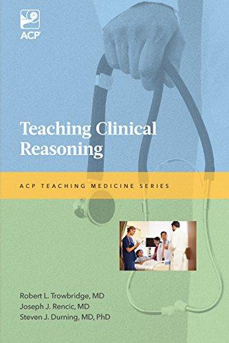 9781938921056: Teaching Clinical Reasoning (Acp Teaching Medicine)
