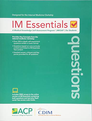 9781938921100: IM Essentials Questions