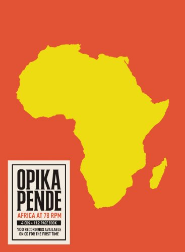 9781938922251: Opika Pende - Africa at 78 Rpm