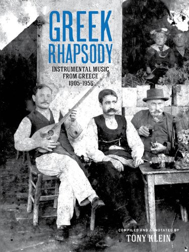 9781938922374: Greek Rhapsody: Instrumental Music from Greece 1905-1956