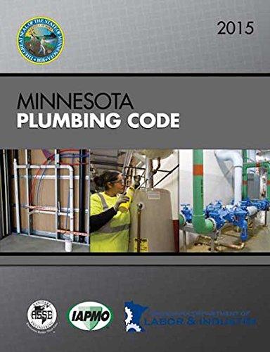 9781938936876: 2015 Minnesota Plumbing Code