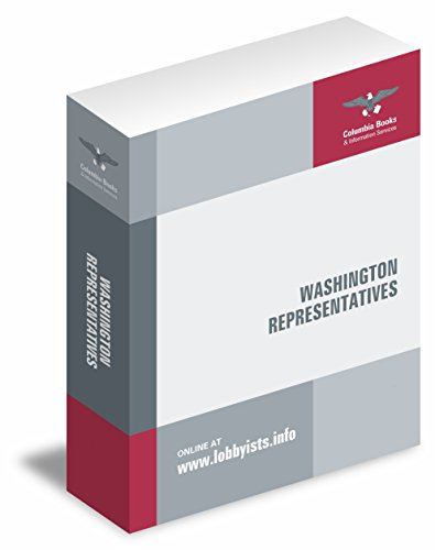 Washington Representatives: Fall 2013