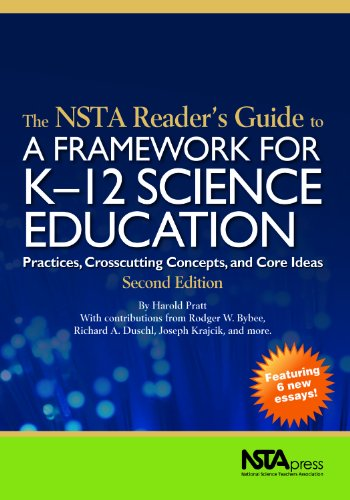9781938946196: The NSTA Reader s Guide to A Framework for K 12 Science Education: Practices, Crosscutting Concepts, and Core Ideas, Second Edition - PB326E2