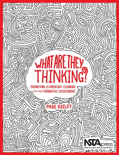 9781938946257: What Are They Thinking? Promoting Elementary Learning through Formative Assessment PB348X