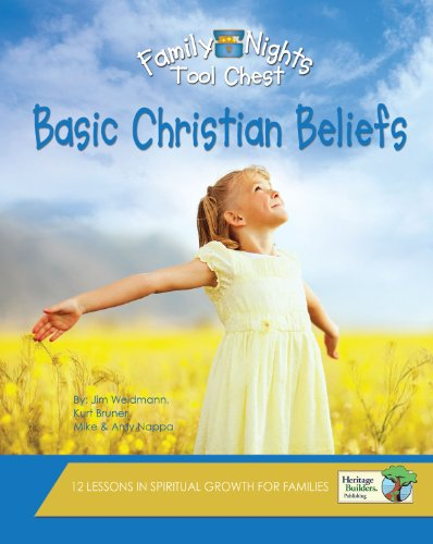 9781939011022: Basic Christian Beliefs: Family Nights Tool Chest