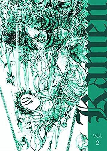 Kamen Volume 2: Mihara, Gunya