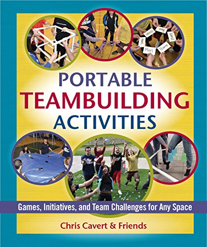 9781939019141: Portable Teambuilding Activities