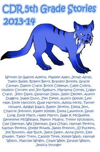 CDR 5th Grade Short Stories 2013-14: Camp: McWilliams, Genevieve/ Mach,