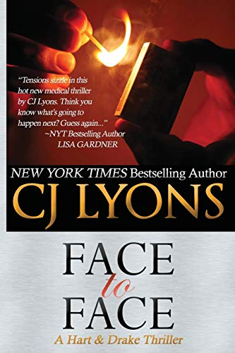 9781939038203: Face to Face: A Hart and Drake Thriller