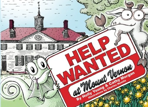 9781939051967: Help Wanted at Mount Vernon