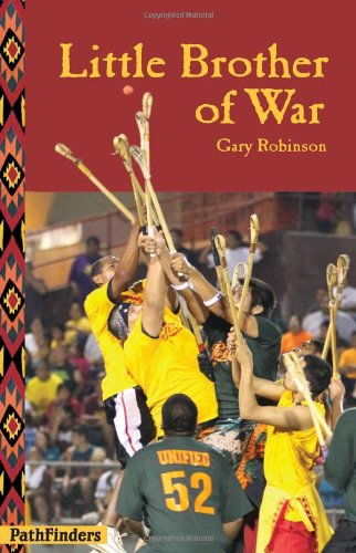 Little Brother of War: Robinson, Gary