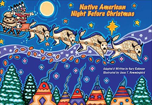 9781939053305: Native American Night Before Christmas