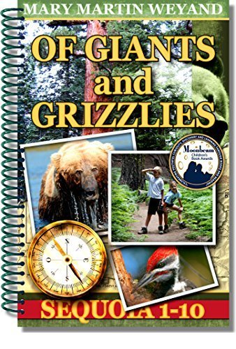 9781939060129: Of Giants and Grizzlies: Sequoia 1-10, Discover True Tales