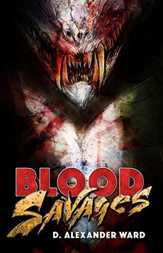 9781939065735: Blood Savages: A Blackguards Novel - Book 1