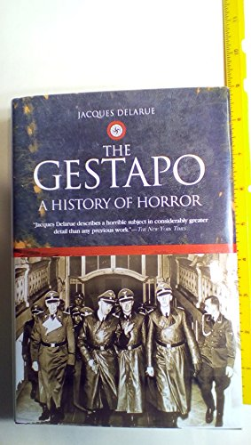 9781939082237: The Gestapo, a History of Horror