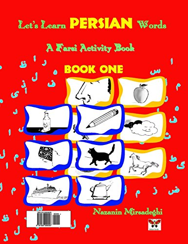 9781939099006: Let's Learn Persian Words (A Farsi Activity Book) Book One (Farsi and English Edition)