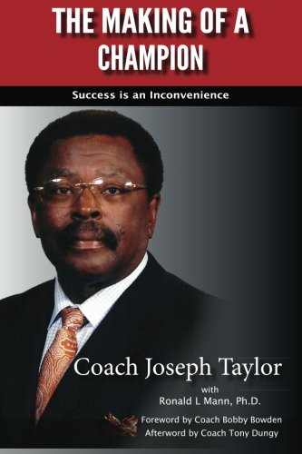 9781939116079: The Making Of A Champion: Success is an Inconvenience