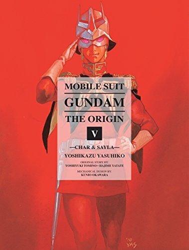 Mobile Suit Gundam The Origin 5
