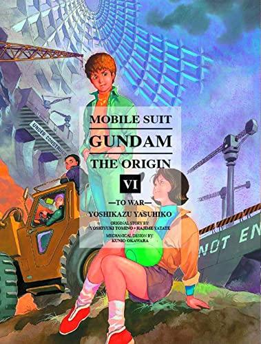 9781939130204: Mobile Suit Gundam: THE ORIGIN, Volume 6: To War