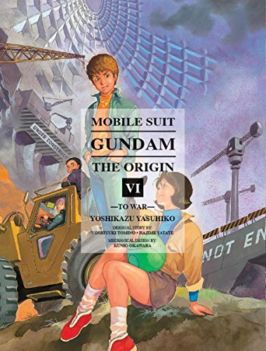 Mobile Suit Gundam The Origin 6